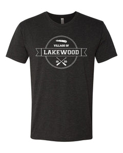 IN STOCK NOW! - Lake Life Lakewood Triblend Tee - vintage black