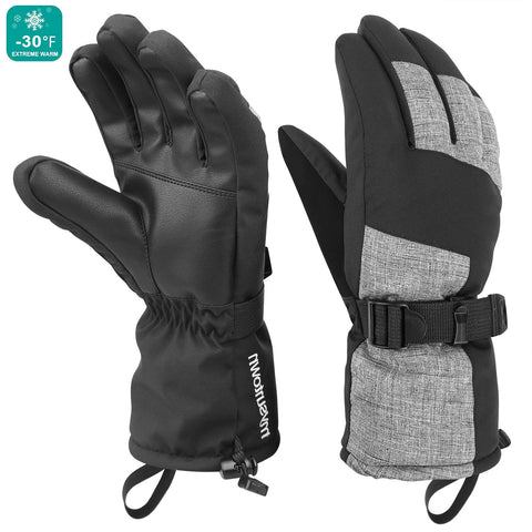 Mysuntown Ski Gloves