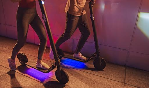 Electric Scooters and Rides for Thrill-Seekers