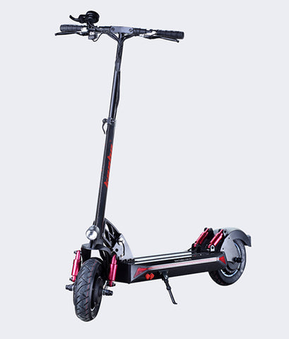 kaabo skywalker 8s electric scooter commuting fast acceleration