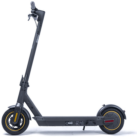 segway ninebot max adventure commuter scooter
