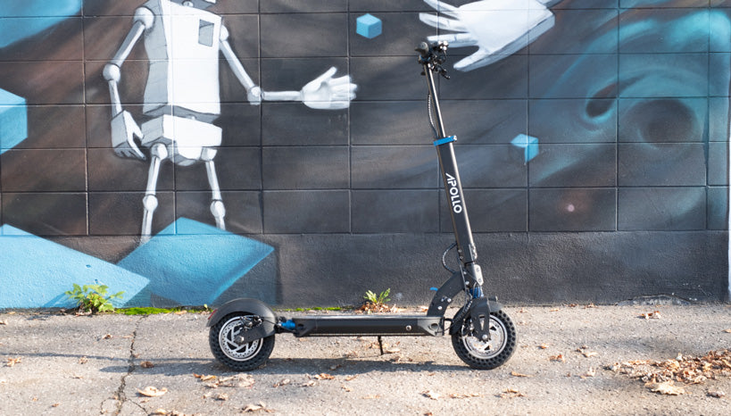 Apollo Electric Scooters