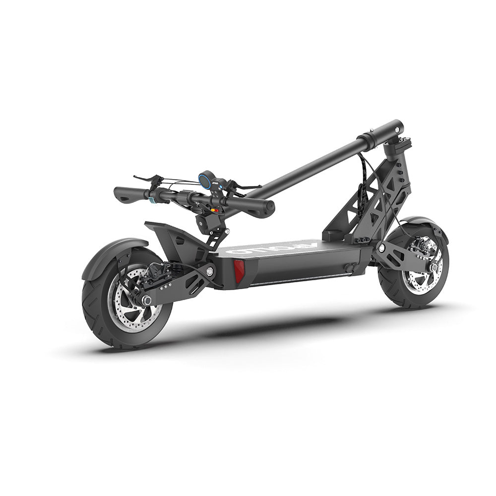 apollo ghost foldable electric scooter