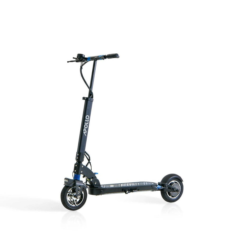 apollo city electric commuter scooter