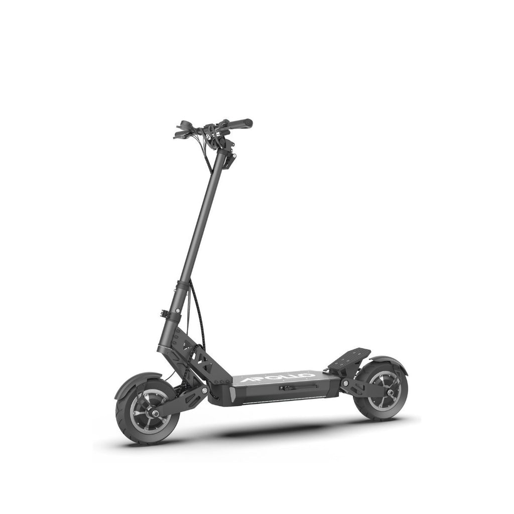 apollo ghost dual motor electric scooter