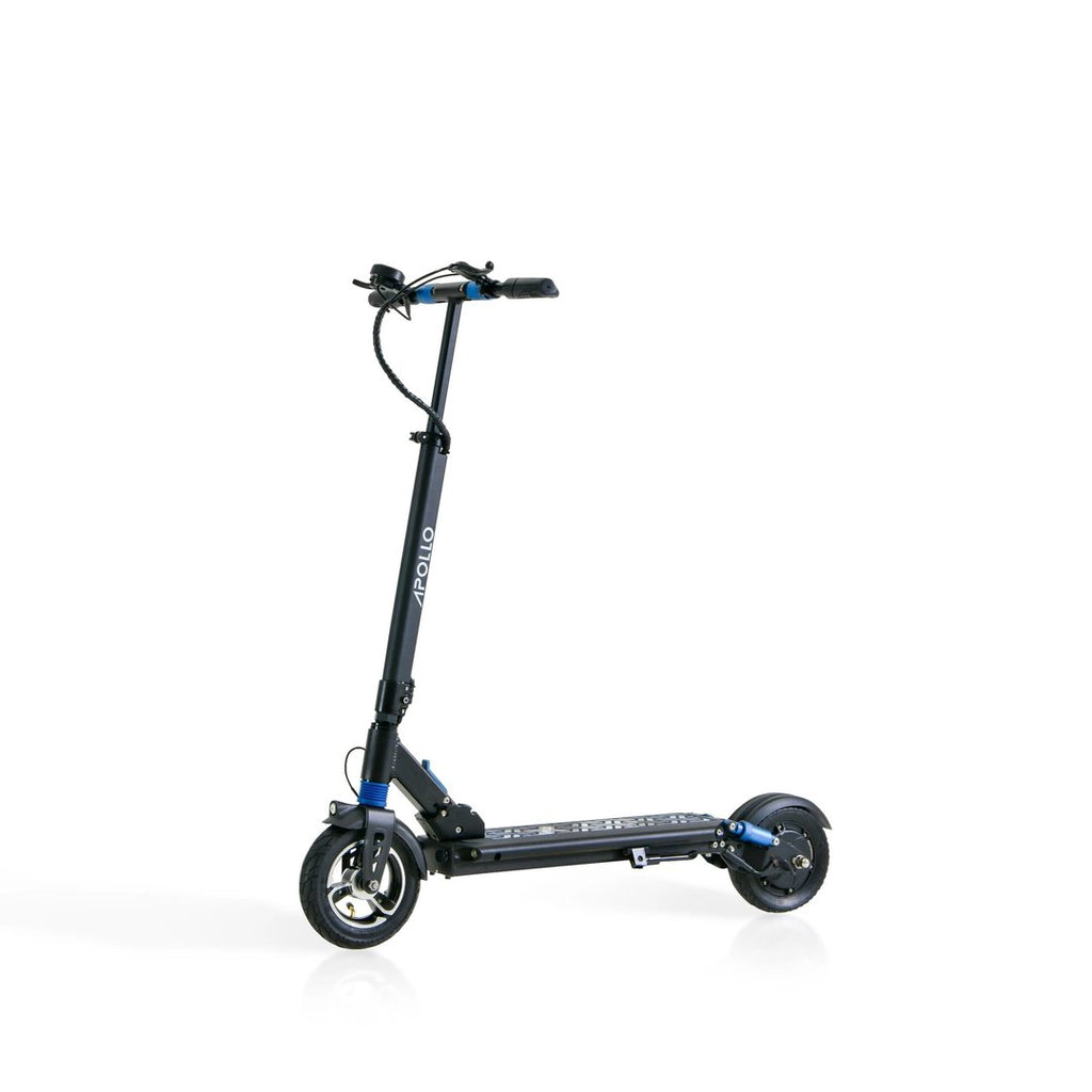 apollo light electric scooter entry level commuter