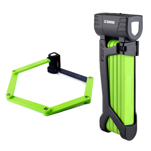eTook preomium electric scooter lock green