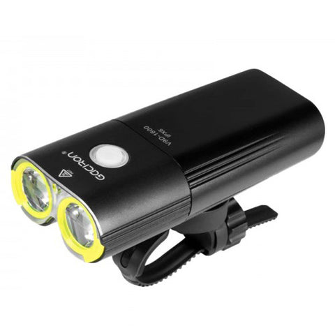 gaciron electric scooter ebike usb rechargeable light