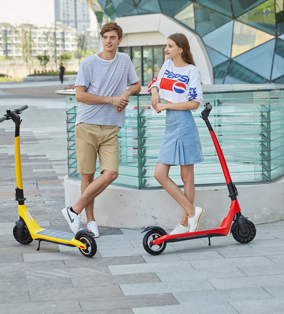 joyor a3 a5 electric commuter scooter