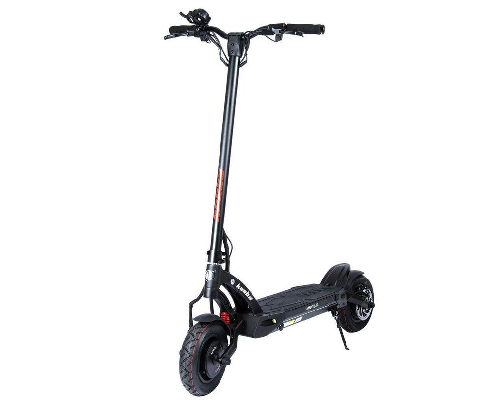 kaabo mantis pro electric scooter
