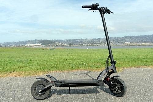 kaabo mantis dual motor electric scooter
