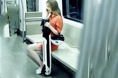 AirT15 electric scooter transport