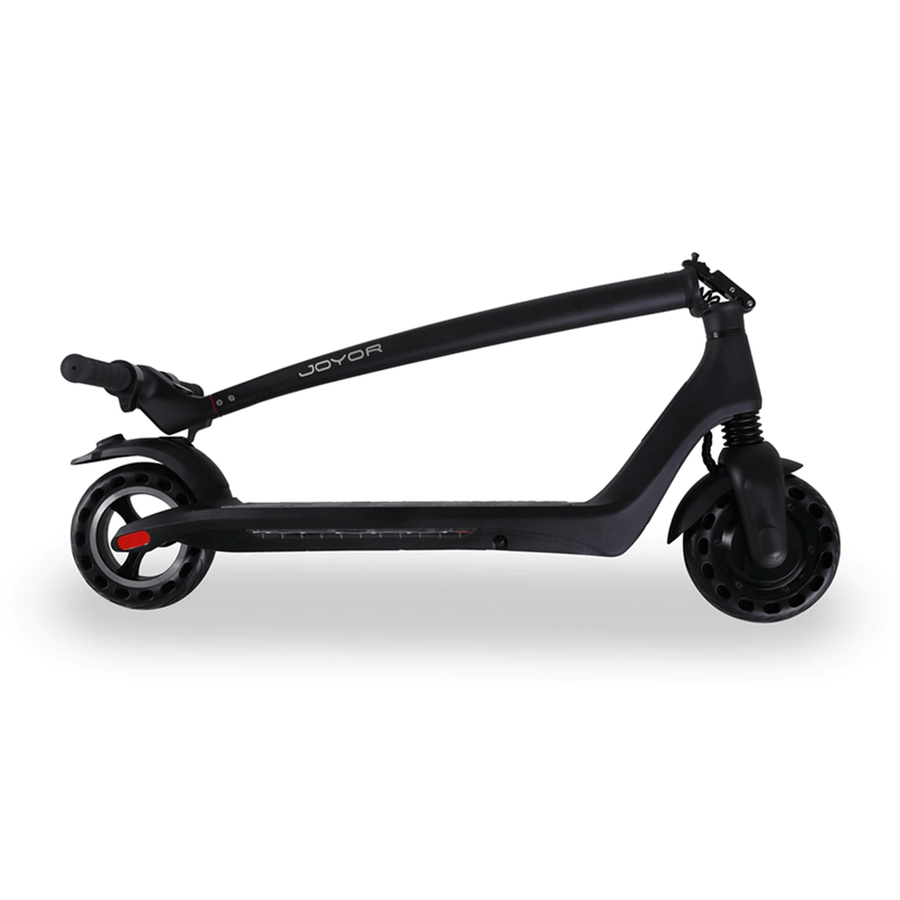 joyor a3 a5 foldable electric scooter black