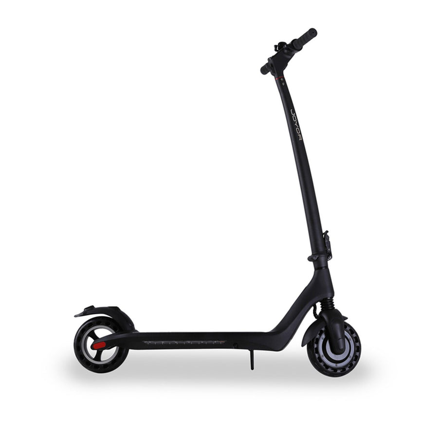 joyor a3 a5 electric scooter black reverse side