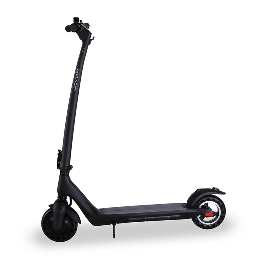 joyor a3 a5 electric scooter black side
