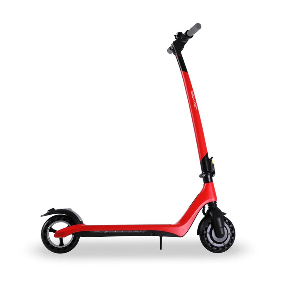 joyor a3 a5 electric scooter red side