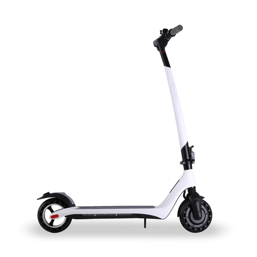joyor a3 a5 electric scooter white side