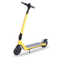 joyor a3 a5 electric scooter yellow