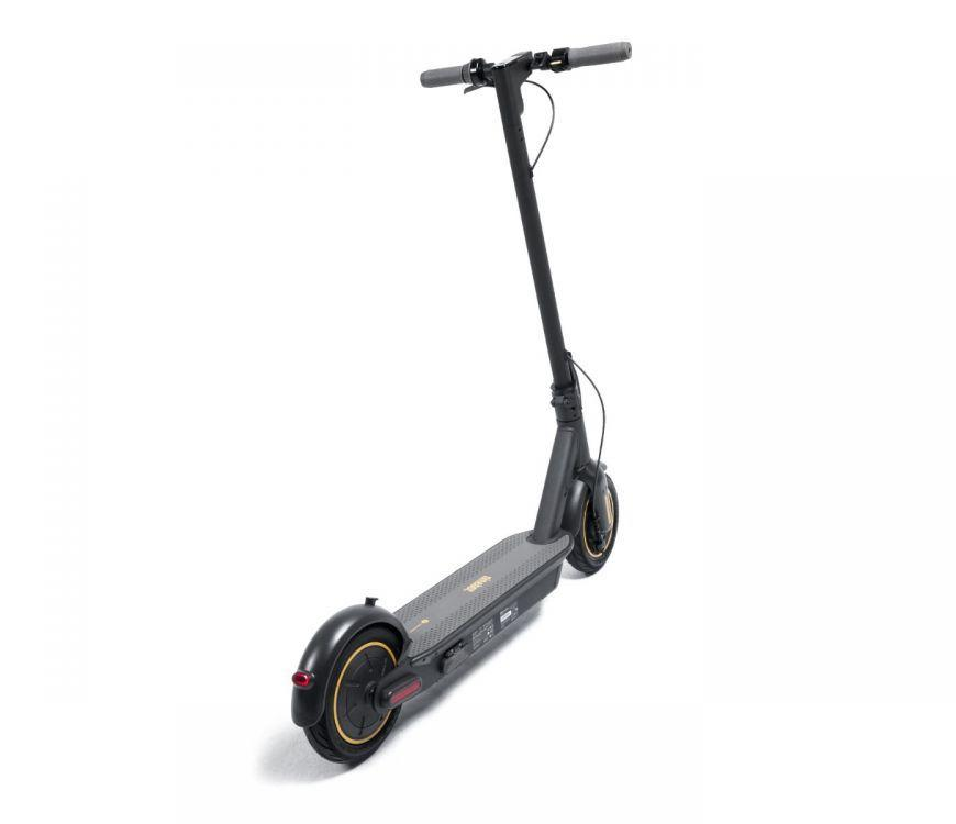 | Ninebot Max G30P (Gen 1) Black |Segway Ninebot Max E-scooter