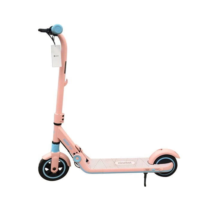 Zing e8 kids pink electric scooter