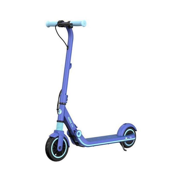 Zing e8 kids blue electric scooter