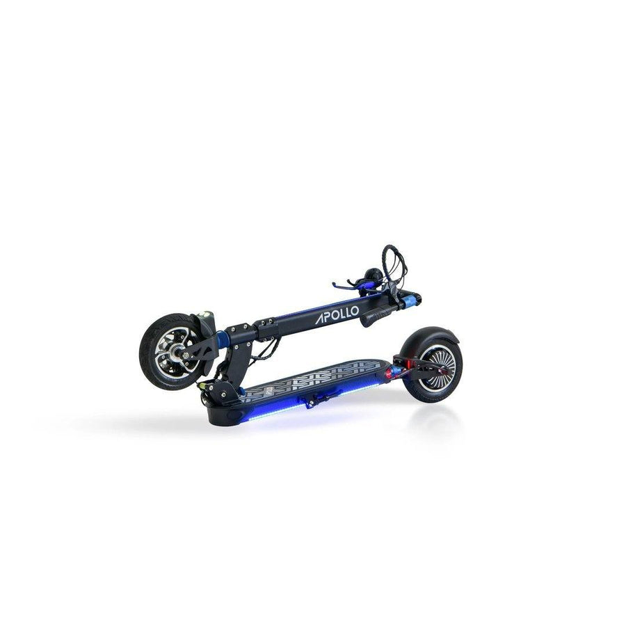 apollo city electric scooter foldable