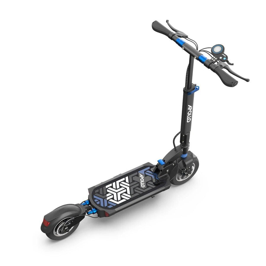 apollo explore electric scooter 2021 back full