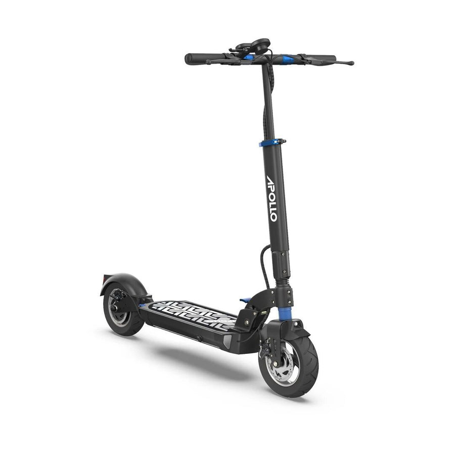 apollo explore electric scooter 2021 front right