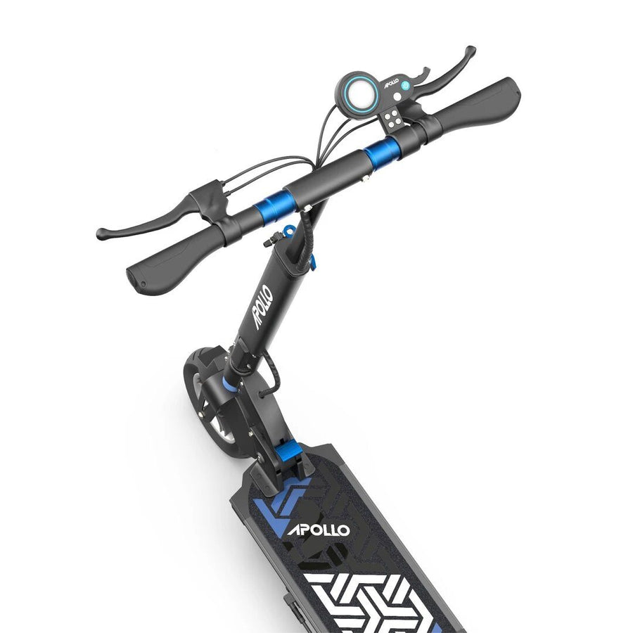 apollo explore electric scooter 2021 handlebars