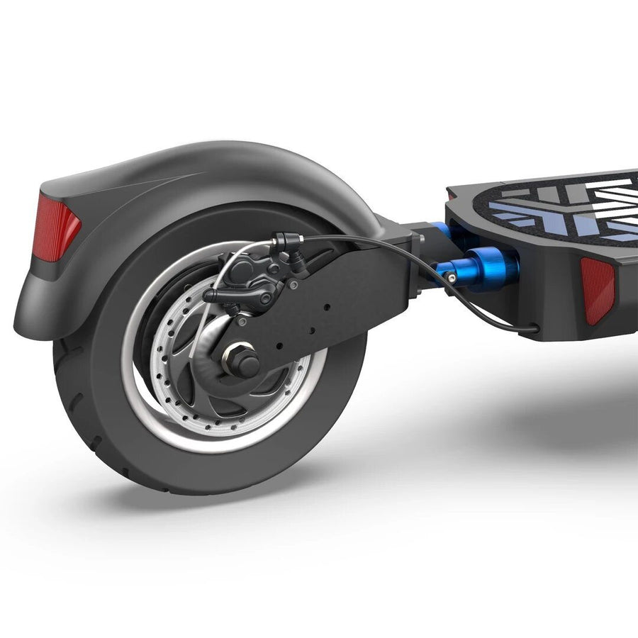 apollo explore electric scooter 2021 rear wheel motor