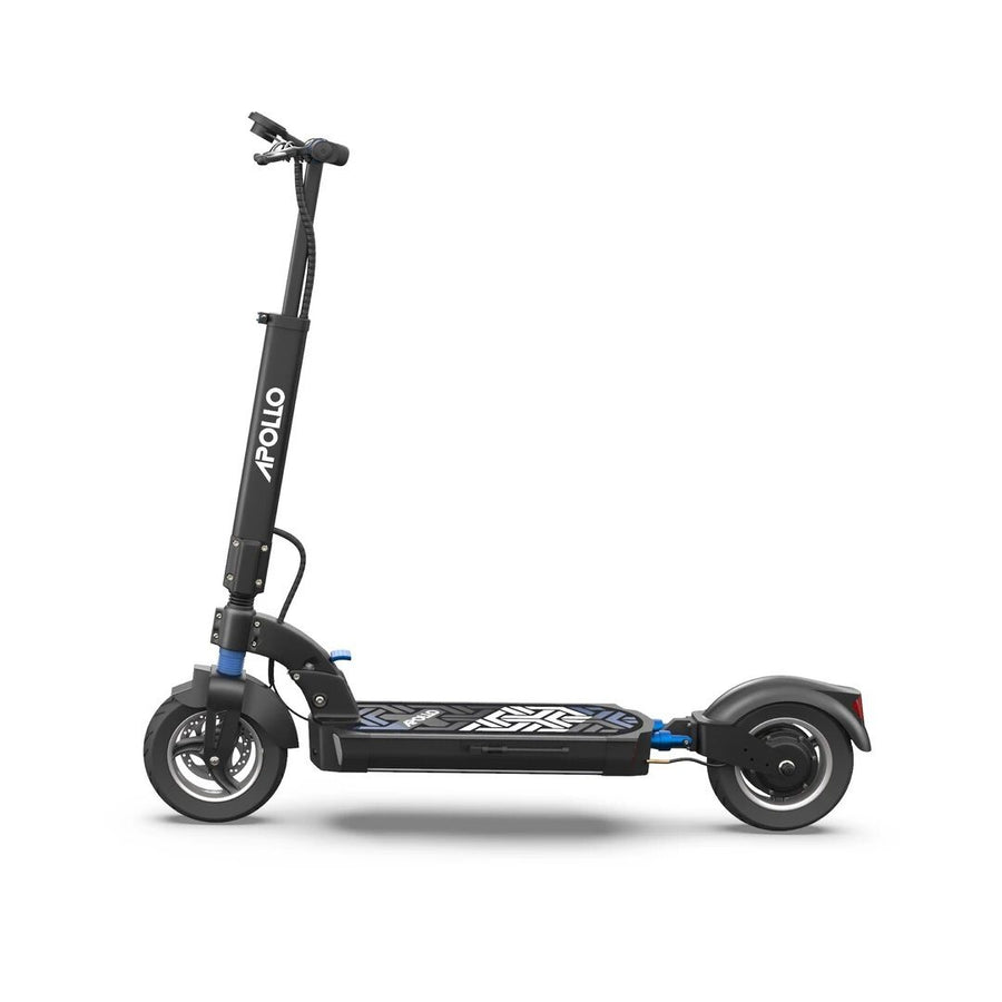 apollo explore electric scooter 2021 side