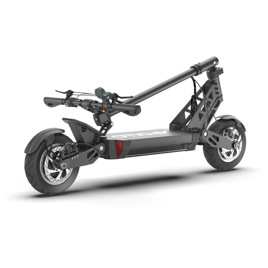 apollo ghost electric scooter foldable