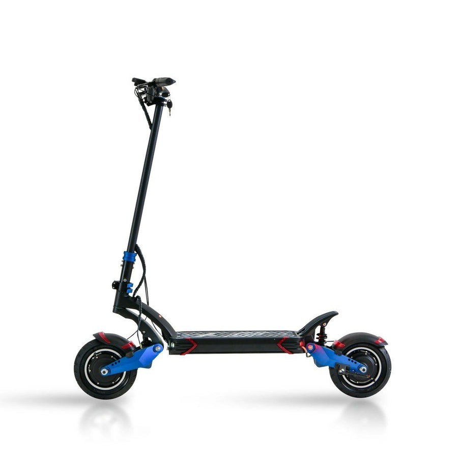 apollo pro electric scooter side left