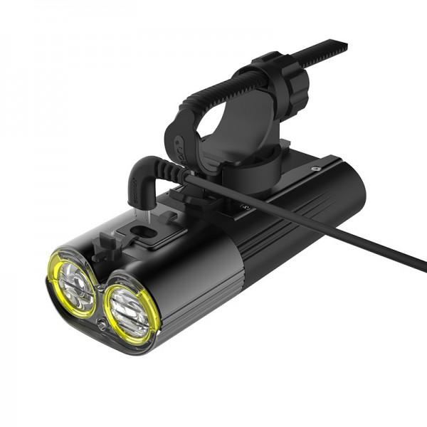 gaciron usb scooter bike light 1600 rechargeable
