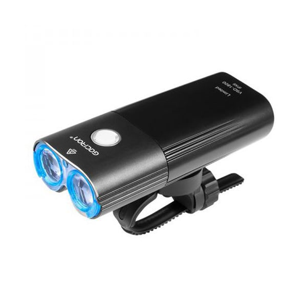gaciron usb scooter bike light 1800