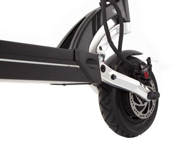 kaabo mantis elite electric scooter front wheel