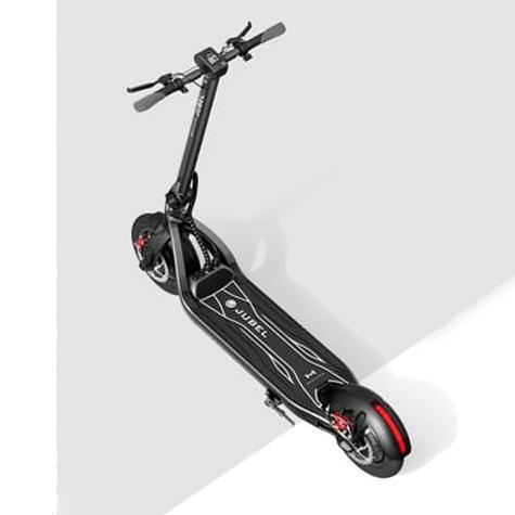 mercane jubel electric scooter black