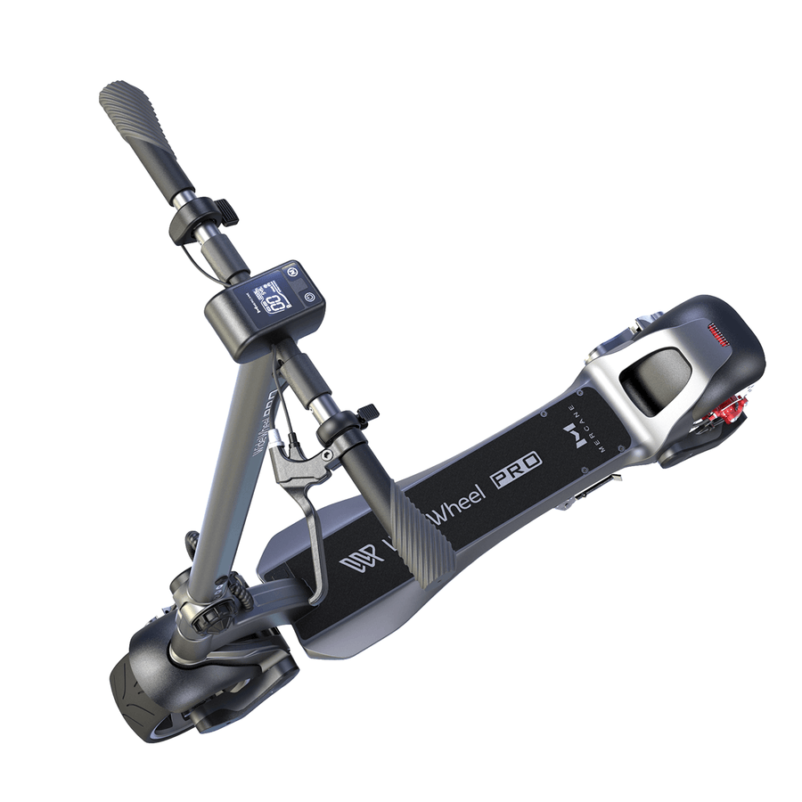 Mercane widewheel Pro Electric Scooter features