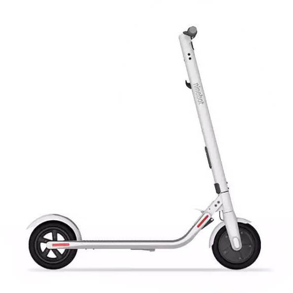 Segway Ninebot e22 electric scooter white
