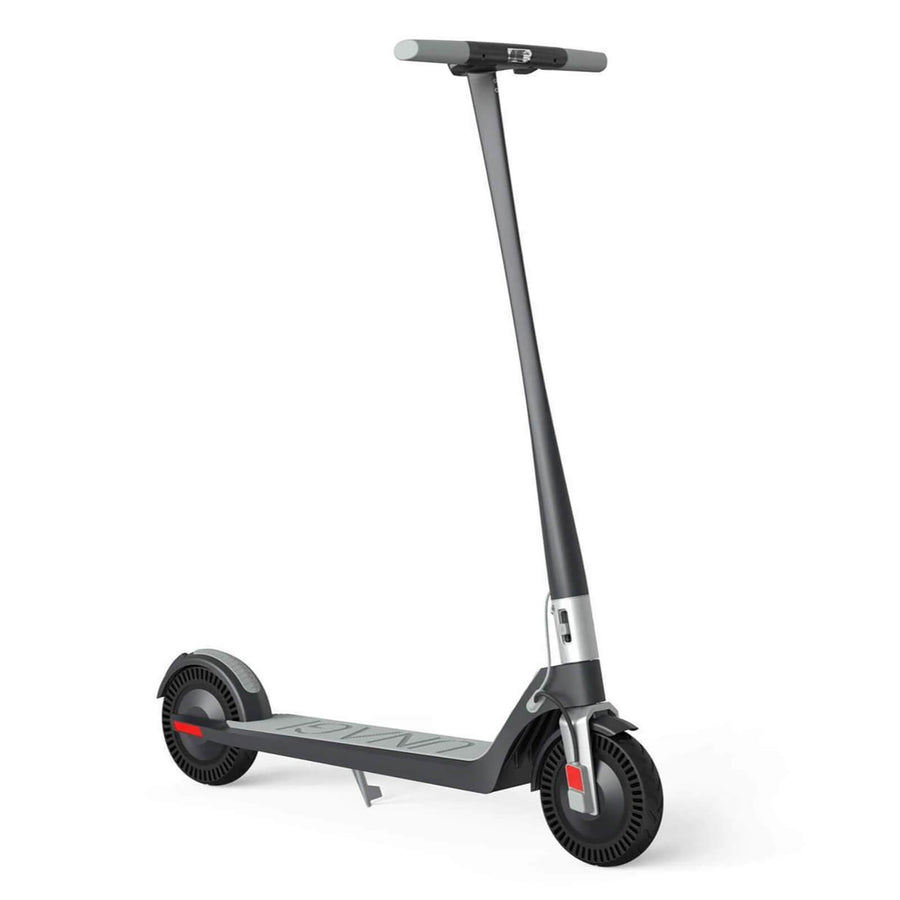 unagi matte black electric scooter
