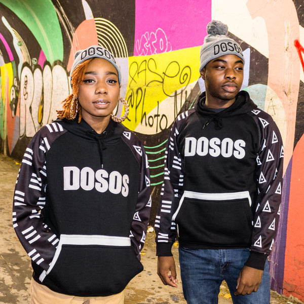 DOSOS - TANRIL Hoodie (There Are No Rules In Life)