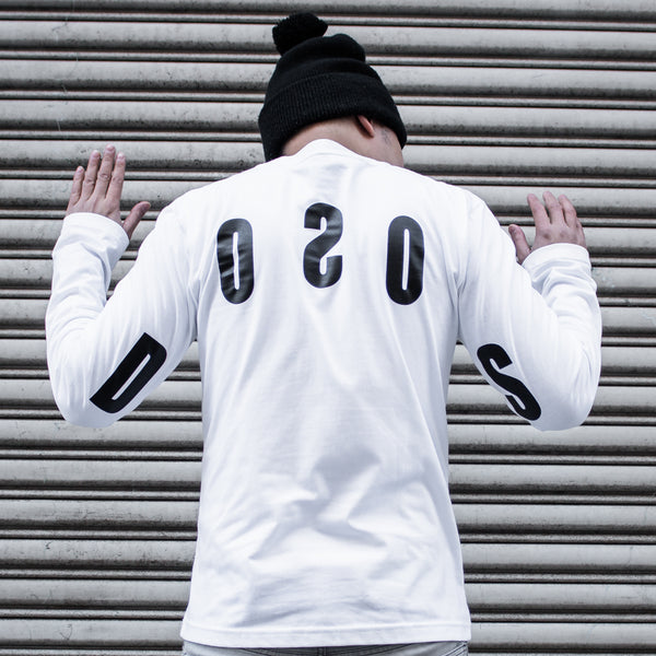 DOSOS - Long Sleeve Branded Tee