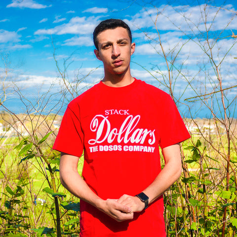 DOSOS - Stack Dollars Tee