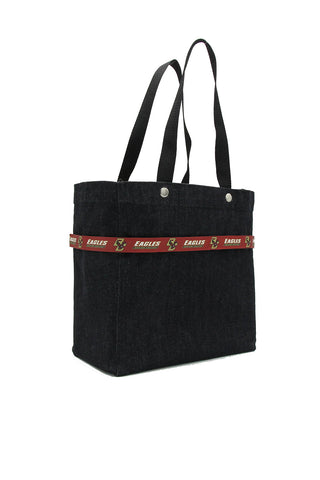 College Ribbon Tote - Boston College Eagles