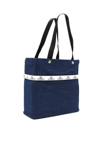 College Ribbon Tote - Gonzaga Bulldogs