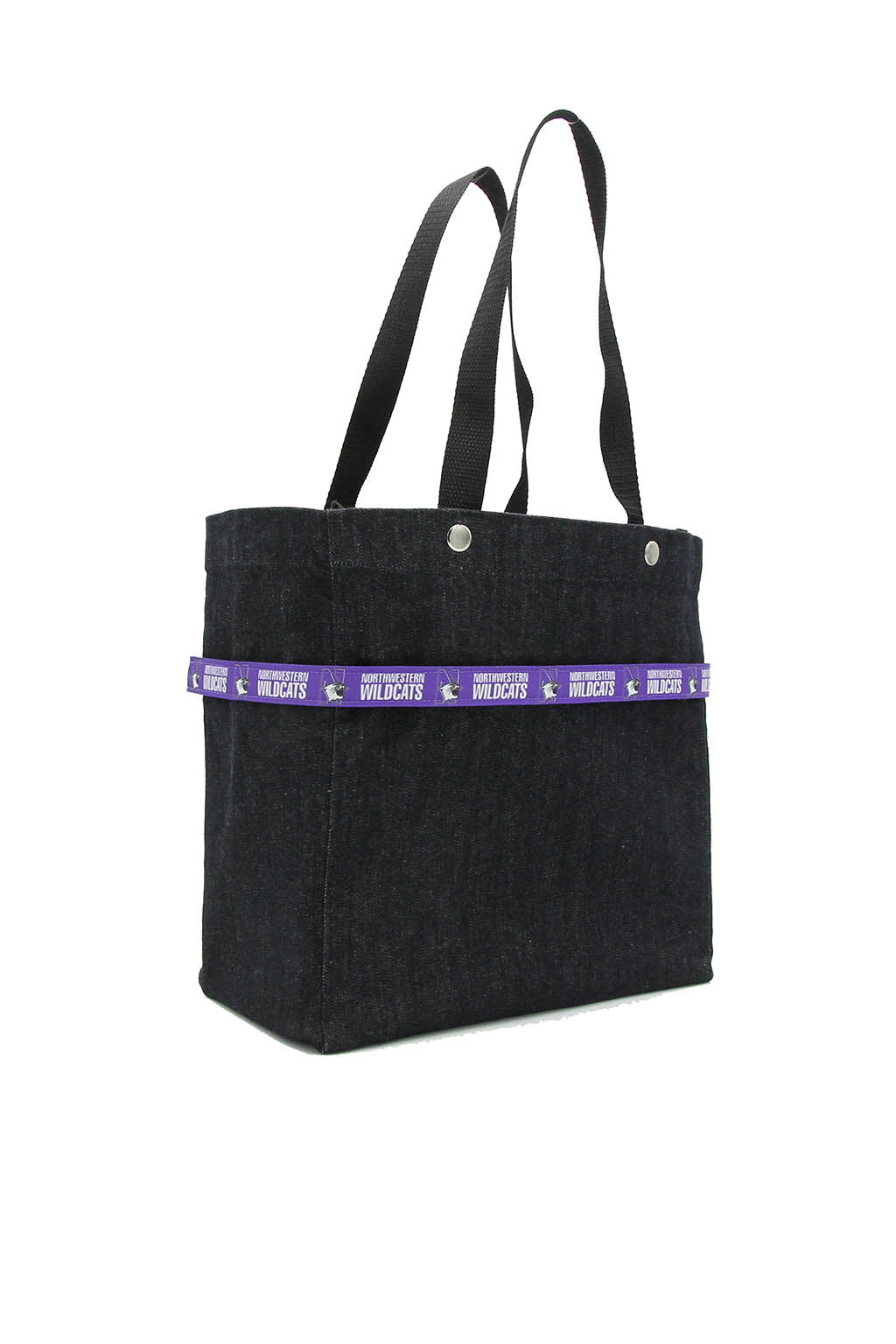 College Ribbon Tote - Northwestern Wildcats