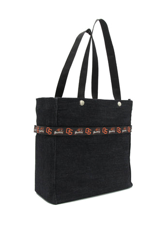 Clear stadium bag with Oregon State Beavers sleeve