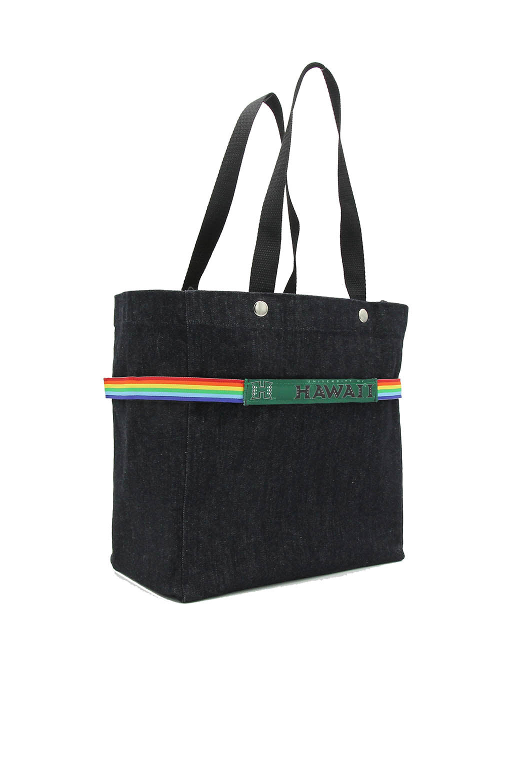 College Ribbon Tote - Hawaii Warriors