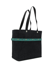 NHL Ribbon Tote - San Jose Sharks