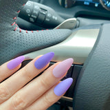 Solid Shades of Purple Set